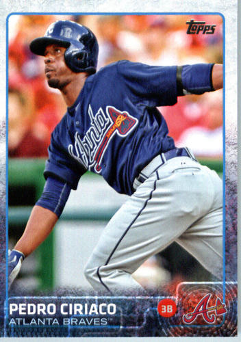 Photo of 2015 Topps Update #US218 Pedro Ciriaco