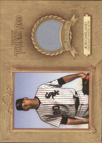 Photo of 2007 Topps Turkey Red Relics #JG Jon Garland Pants G