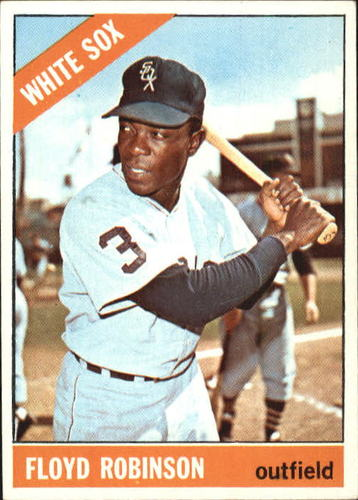 Photo of 1966 Topps #8 Floyd Robinson