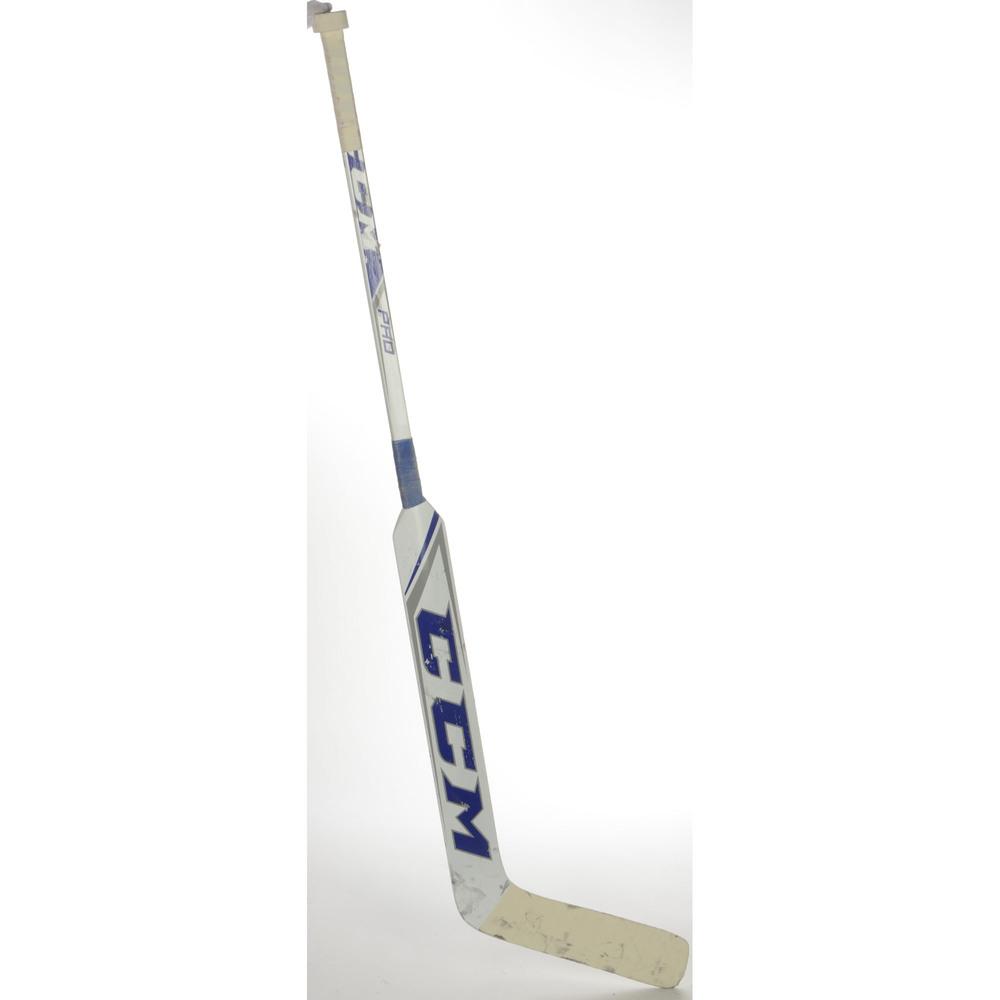 Pekka Rinne Nashville Predators Team Finland 2016 World Cup of Hockey Tournament-Used CCM Pro Goalie Stick