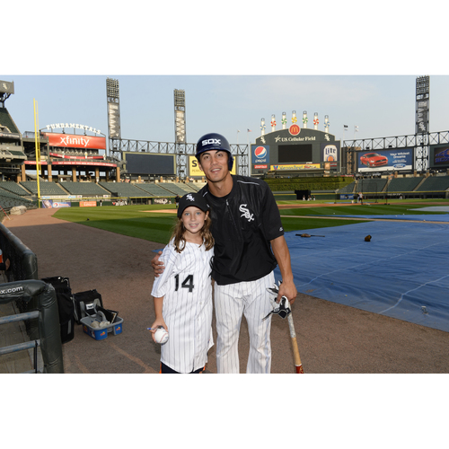 Photo of Sox Serve Week - Bat Kid Experience