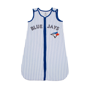 Toronto Blue Jays Newborn/Infant Pinstripe Sleep Bag by Snugabye