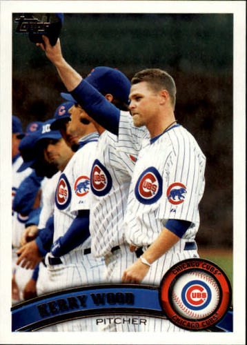 Photo of 2011 Topps Update #US115 Kerry Wood
