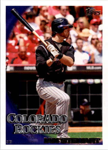 Photo of 2010 Topps #238 Ian Stewart