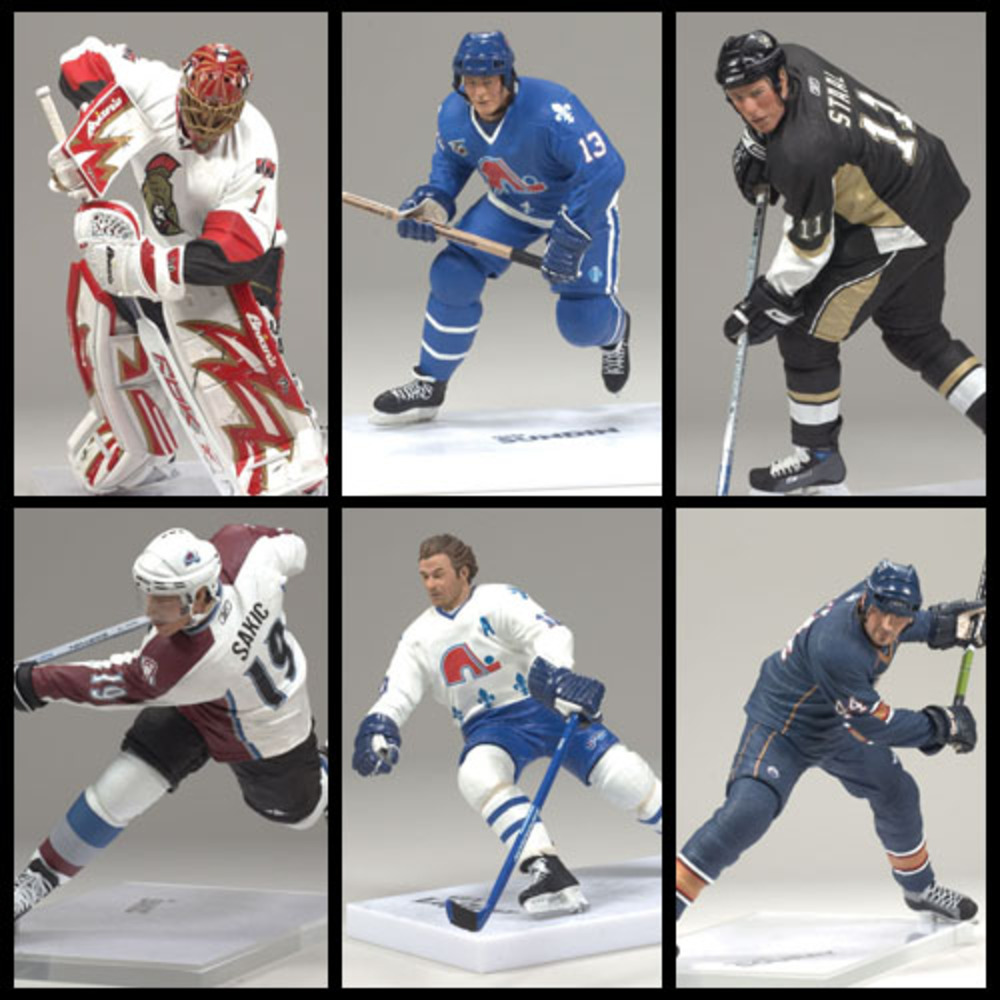 McFarlane NHL Series 18 Complete Set