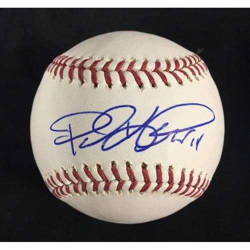 Photo of Paul Konerko Autographed Baseball