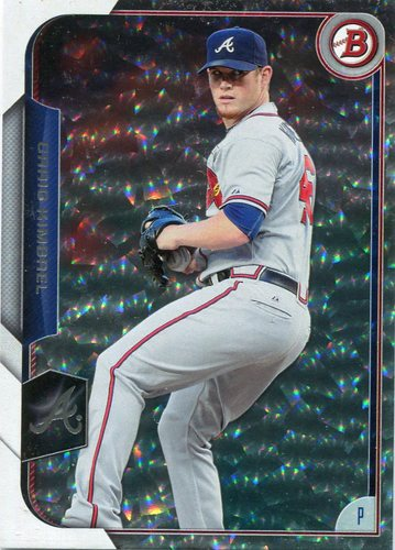 Photo of 2015 Bowman Silver Ice #28 Craig Kimbrel -- Red Sox post-season