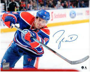 Taylor Hall - Signed 8x10