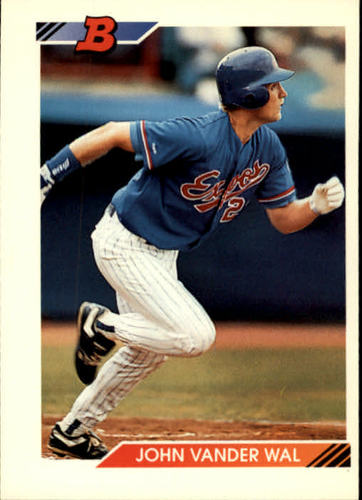 Photo of 1992 Bowman #232 John Vander Wal RC
