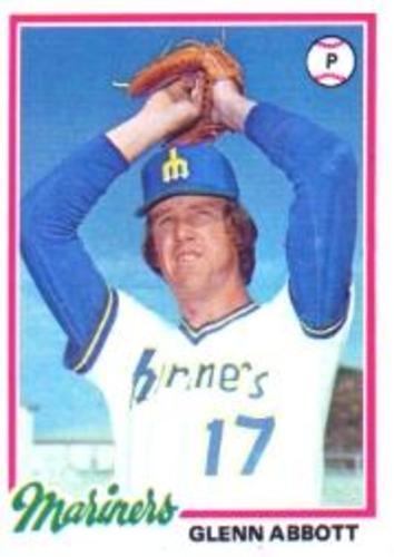 Photo of 1978 Topps #31 Glenn Abbott