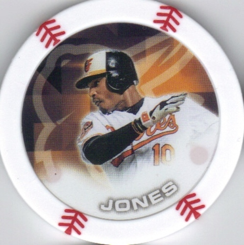 Photo of 2014 Topps Chipz #49 Adam Jones
