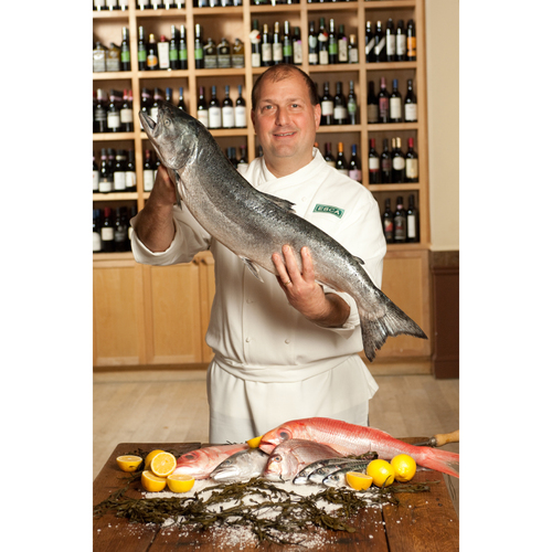 Photo of Amazin' Auction: Lunch at ESCA with the Menu Prepared by Dave Pasternack  - Lot # 34