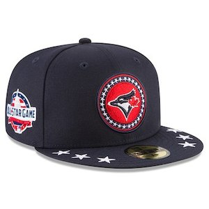 Toronto Blue Jays Authentic Collection 2018 All Star Workout Cap with Patch by New Era
