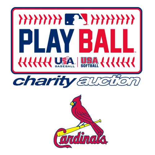 Photo of Play Ball Charity Auction: St. Louis Cardinals - Autographed All-Star Cardinals Jersey