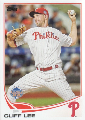 Photo of 2013 Topps Update #US188A Cliff Lee