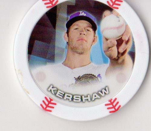 Photo of 2014 Topps Chipz #51 Clayton Kershaw