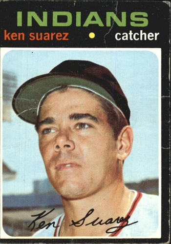 Photo of 1971 Topps #597 Ken Suarez