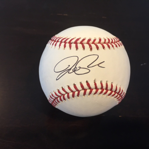 Photo of Giants Community Fund: Joe Panik Autographed Baseball