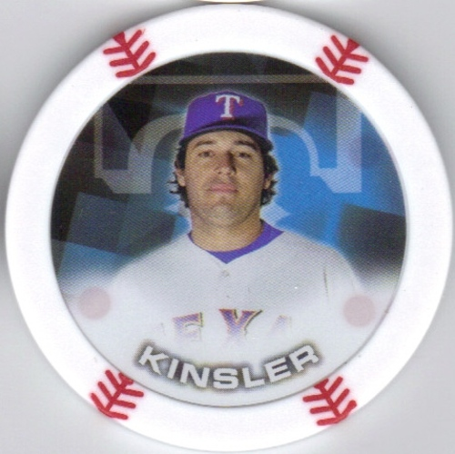 Photo of 2014 Topps Chipz #53 Ian Kinsler