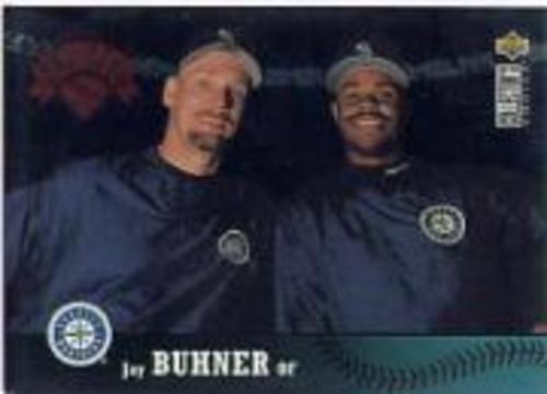 Photo of 1997 Collector's Choice #333 Jay Buhner GHL
