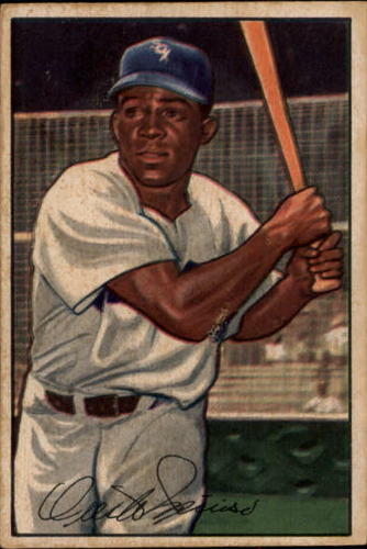 Photo of 1952 Bowman #5 Minnie Minoso RC