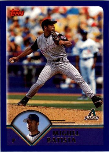 Photo of 2003 Topps #271 Miguel Batista