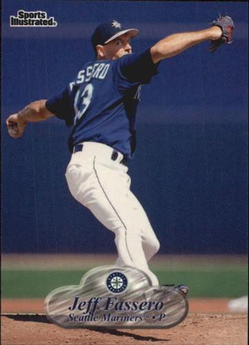 Photo of 1998 Sports Illustrated #36 Jeff Fassero