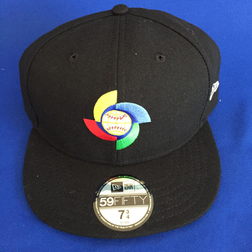 UMPS CARE AUCTION: 2017 World Baseball Classic Logoed Cap Size 7 3/4