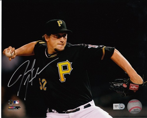 Photo of Joel Hanrahan Autographed 8x10