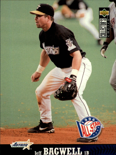 Photo of 1997 Collector's Choice #125 Jeff Bagwell