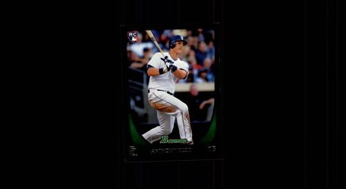 Photo of 2011 Bowman Draft #70 Anthony Rizzo RC