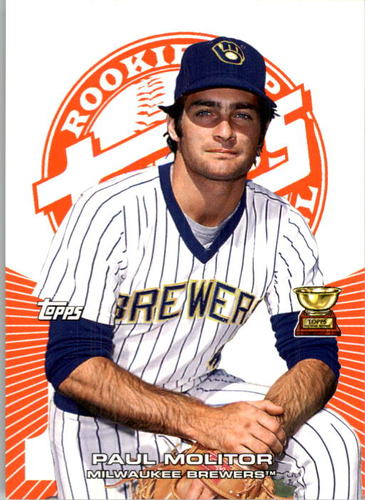 Photo of 2005 Topps Rookie Cup Orange #40 Paul Molitor
