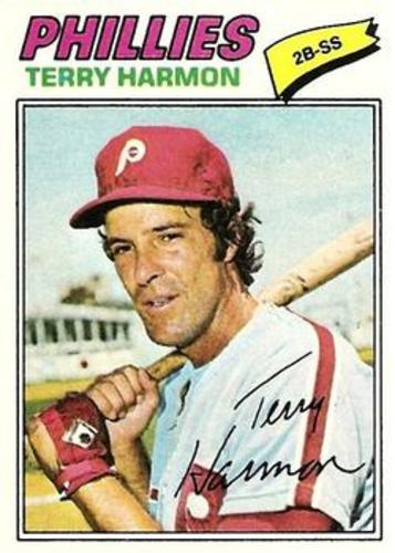 Photo of 1977 Topps #388 Terry Harmon