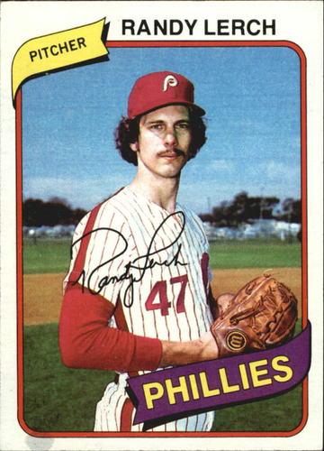 Photo of 1980 Topps #344 Randy Lerch