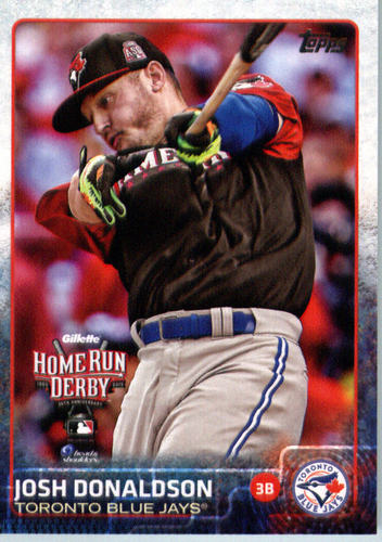Photo of 2015 Topps Update #US226 Josh Donaldson