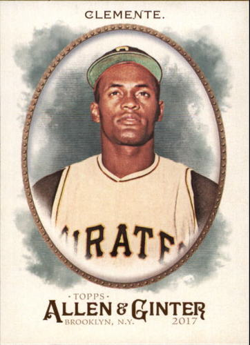 Photo of 2017 Topps Allen and Ginter #286 Roberto Clemente
