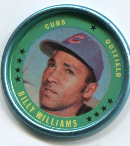 Photo of 1971 Topps Coins #75 Billy Williams
