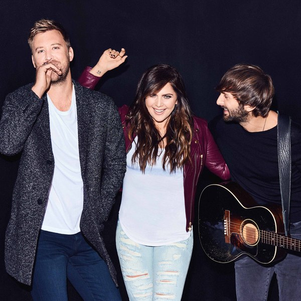 Click to view Lady Antebellum Concert + Meet & Greet.