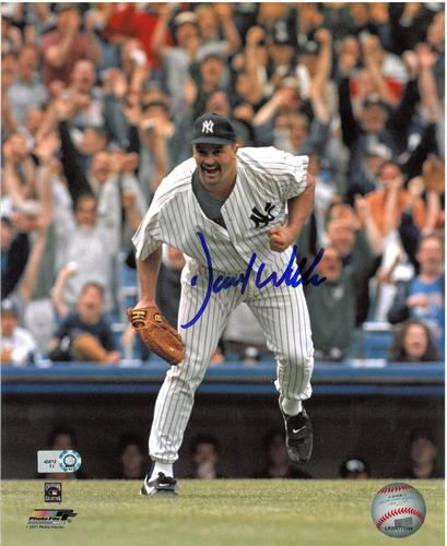 Photo of David Wells Autographed 8x10