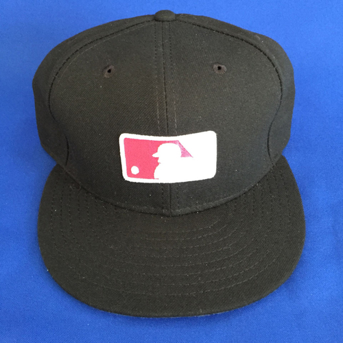 UMPS CARE AUCTION: MLB Specialty Mother's Day Umpire Cap - Size 7 1/8