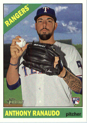 Photo of 2015 Topps Heritage #522 Anthony Ranaudo RC