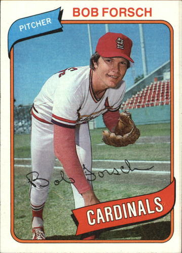 Photo of 1980 Topps #535 Bob Forsch