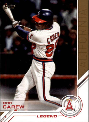 Photo of 2017 Topps Salute #S91 Rod Carew