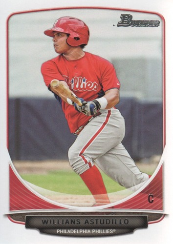 Photo of 2013 Bowman Prospects #BP30 Willians Astudillo