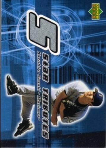Photo of 2002 Upper Deck Rookie Update Star Tributes #KS Kazuhiro Sasaki