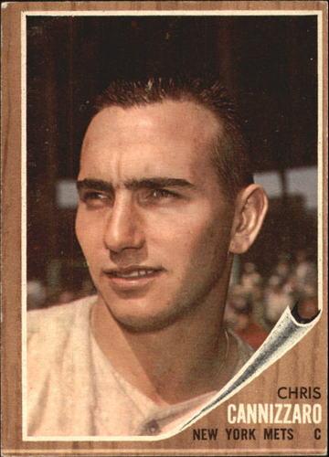 Photo of 1962 Topps #26 Chris Cannizzaro