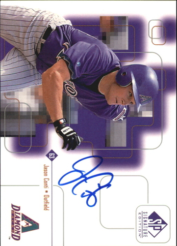 Photo of 1999 SP Signature Autographs #JC Jason Conti