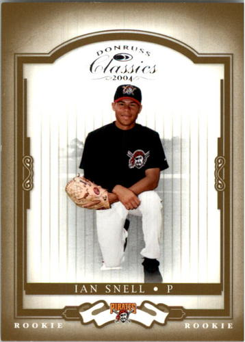 Photo of 2004 Donruss Classics #205 Ian Snell ROO RC
