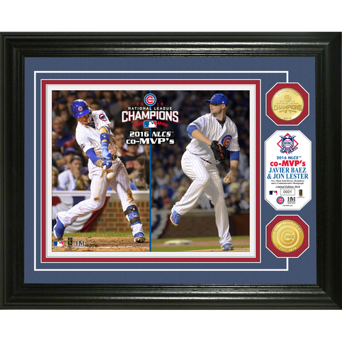 "Photo of 2016 NL ""MVP"" Bronze Coin Photo Mint"