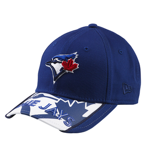 Toronto Blue Jays Youth Logo Scramble Cap by New Era